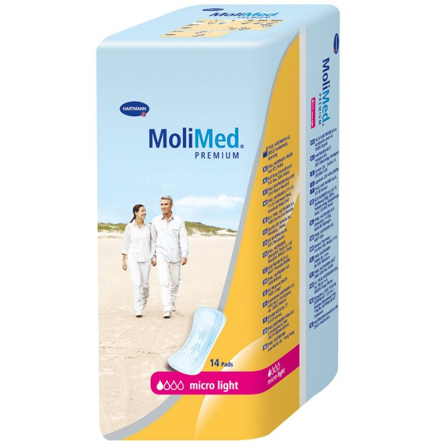 MOLIMED Premium micro light 12x14 ST 168132