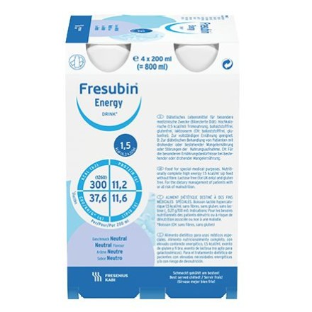 Fresubin ENERGY Drink Neutral 6x4x200ml