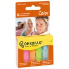 OHROPAX Color Schaumstoff St�psel 8 ST