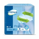 TENA Pants Plus medium ConfioFit Einweghose 1x14 ST