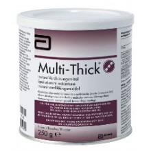 MULTI THICK Instant-Verdickungsmittel Pulver 250gr Neutral