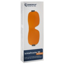OHROPAX Schlafmaske 3D orange