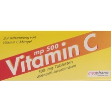 VITAMIN C MP 500 Tabletten 50 ST