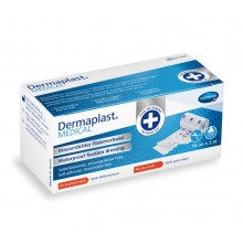 DERMAPLAST MEDICAL Fixierverband wasserdicht 10 cmx2 m 531014 1 ST