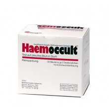 HAEMOCCULT Test Kleinpackung 20 x 3 Testbriefe