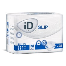 iD Expert Slip Cotton Feel plus Gr.M 4x28 ST