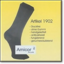 Diabetikersocken Amicor Plus, 1 Paar, 1902