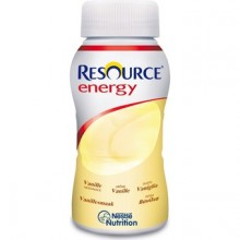 RESOURCE Energy Vanille 4x200 ml Sonderangebot 05-2019