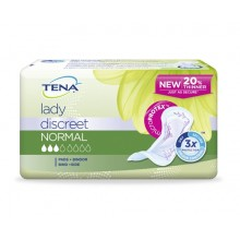 TENA LADY Discreet Einlagen normal 12x24 ST
