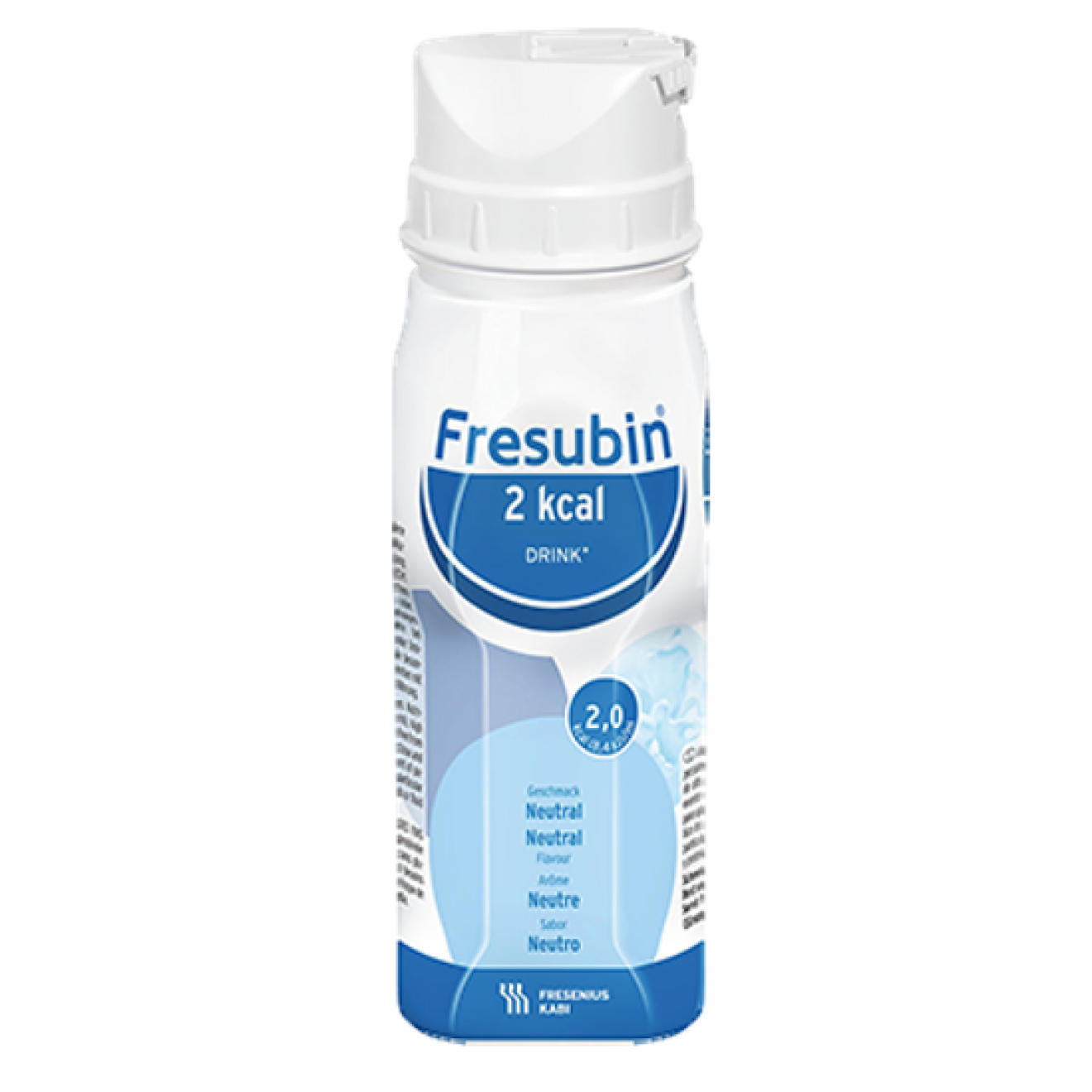 Fresubin 2 KCAL Drink Neutral 4x200ml