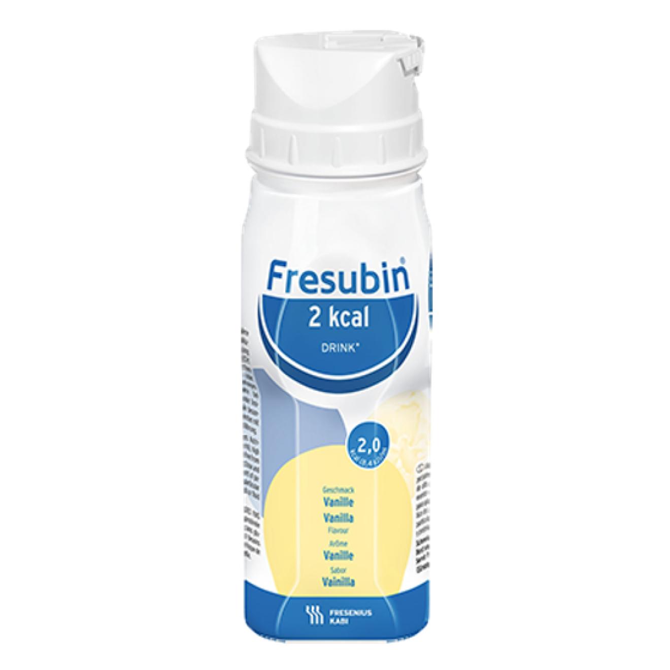 Fresubin 2 KCAL Drink Vanille 4x200ml