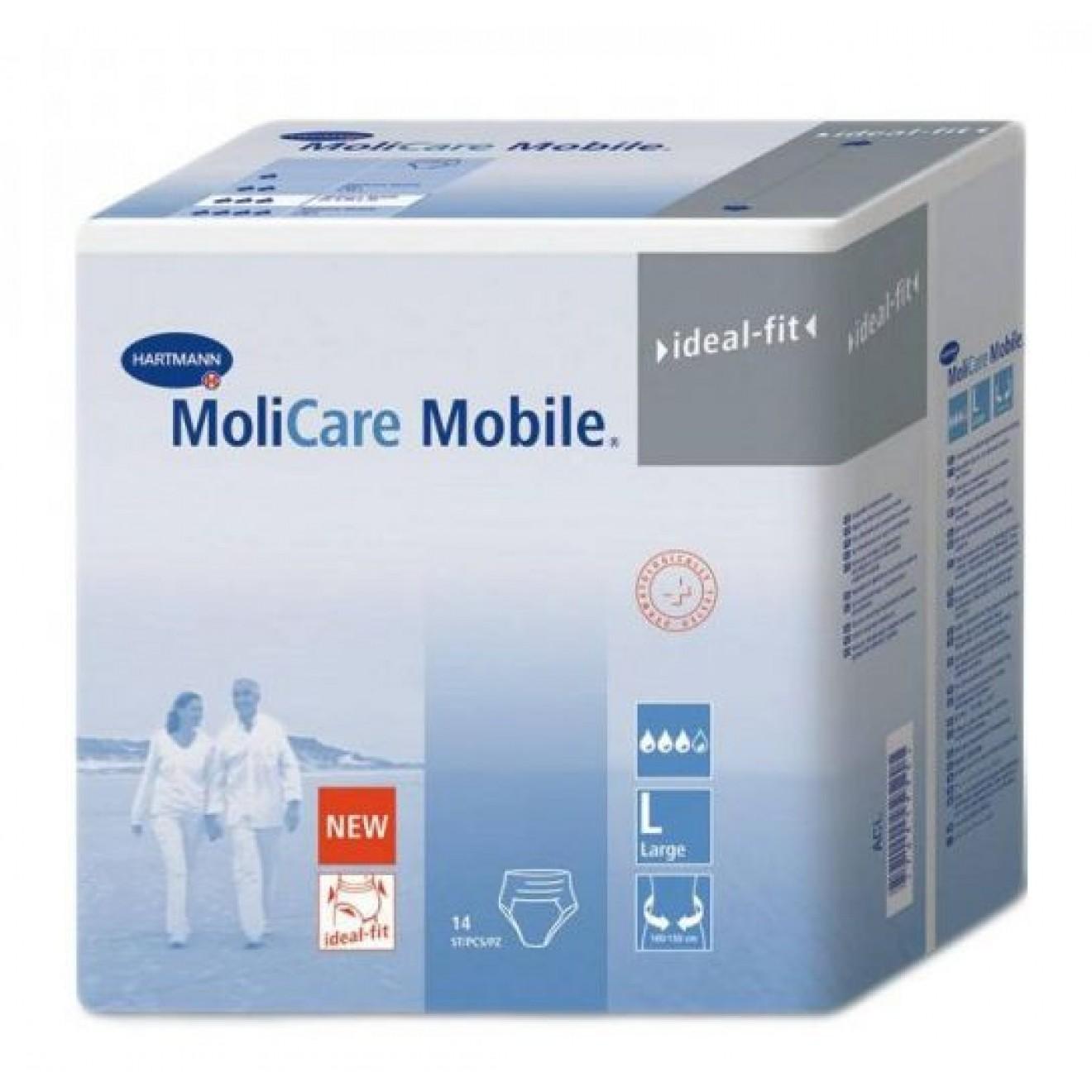 MOLICARE Mobile Inkontinenz Slip Gr.3 large 14 ST  915833
